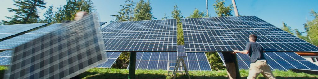 Solar Array in Calvert