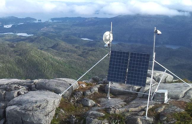 Remote Solar Power