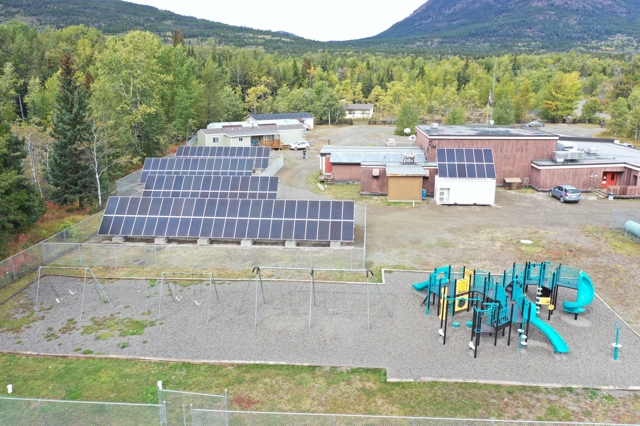 Nemiah School Municipal Solar Project