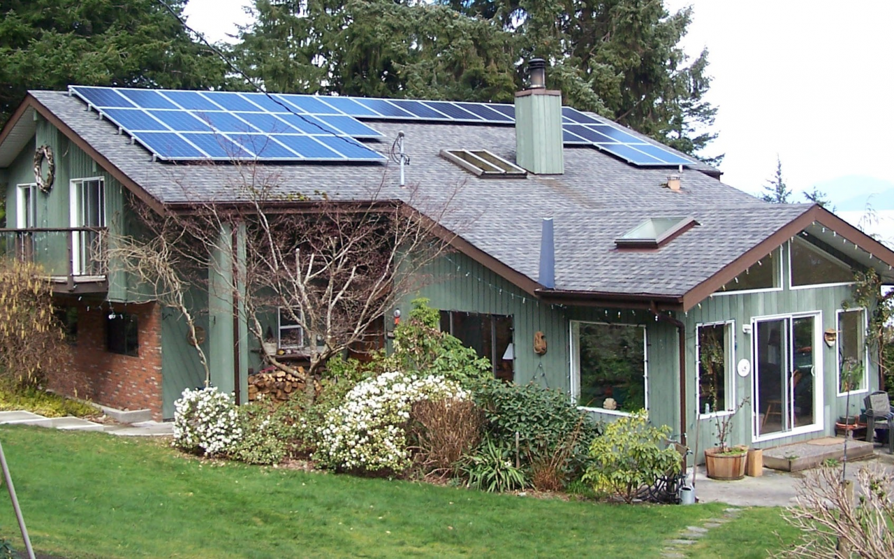 Solar Panels in BC